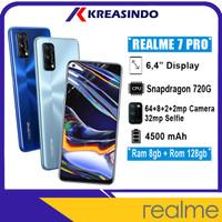Realme 7 Pro 8/128 Ram 8gb Internal 128gb Garansi Resmi