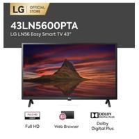 LG Smart LED TV 43 Inch FHD - 43LN5600PTA