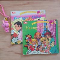 Buku Cerita Bekas - Dongeng Anak bergambar Georgia Abbot Young Girls