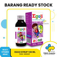 Egoji Syrup Anggur 100 ml