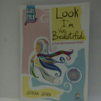 buku look i'm very beautiful 13 percik raih pesona inner beauty