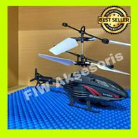 Mainan Anak / Helikopter Sensor Tangan - Hitam