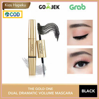 Kosmetik You Dual Dramatic Glam Volume Mascara Curl Volume Bulu Mata