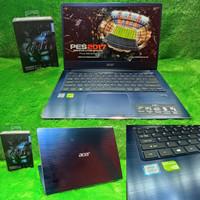 Laptop acer swift 3 core i5 coffelake nvidia mx150 ram 4gb