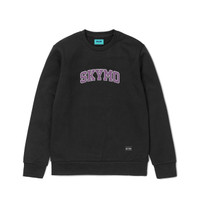 SKYMO APPAREL | KNOWLEDGE BLACK PURPLE