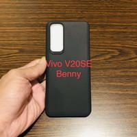 Case Vivo V20SE Case Softcase Smlim Matte Original