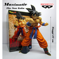 Figure Dragon Ball Z Maximatic The Son Goku Banpresto