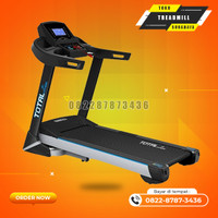 Treadmill komersil motor 3hp AC TL-29AC total gym fitness surabaya