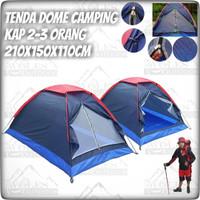 Tenda Import Camping untuk 2-3 orang Tenda Camping outdor Murahhh