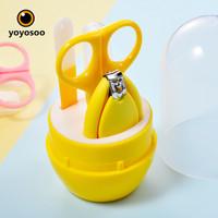 GUNTING KUKU BAYI - Baby Nail Clipper Set-YOYOSOO