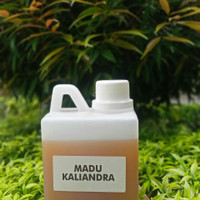 Raw Honey Madu nektar Kaliandra 500 gr suplemen penambah stamina