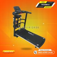 Alat olahraga gym treadmill elektrik tl607 total gym|alat fitness