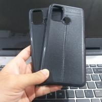 Case Auto Focus For Realme C17 Silicon