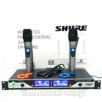 Mic Wireless Shure UR800 UR 800 Handle Microphone