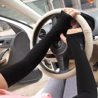 Sarung Tangan Lengan Nyetir Panjang Spandek Hand Sock Anti UV Manset
