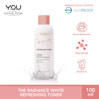 YOU The Radiance White Refreshing Toner 100ml