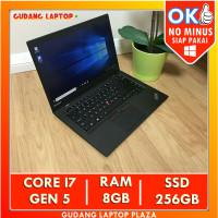 Lenovo Thinkpad X1 Carbon Core i7 RAM 8GB Laptop Murah Tipis Design
