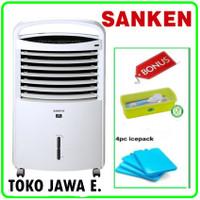 SANKEN SAC55 Air Cooler Plus ION PEMBERSIH UDARA DARI KUMAN BAKTERI