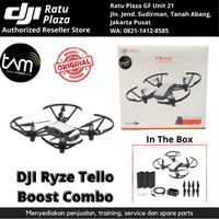 DJI Tello Boost Combo Intelligent Drone Collaboration DJI Ryze Intel