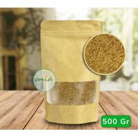 [500 gr]   Organix Golden Flaxseed Powder - Tepung Biji Rami Emas