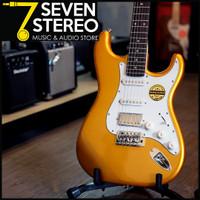 Bacchus BST-2R HSS Gold Universe Series Stratocaster Model