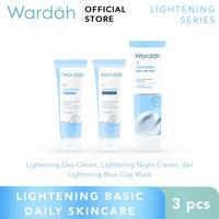 Wardah Lightening Basic Daily Skincare