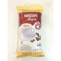 Nescafe Vanilla Latte 640gr