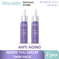 Wardah RY Intense Serum Twin Pack