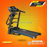 alat olahraga treadmill elektrik murah 3fungsi tipe TL619 total gym