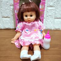 Mainan Anak Boneka Susan - Boneka Nyanyi - Nangis - Singing Baby Doll