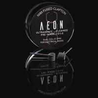 AEON Nichrome 80 / Ni80 Fused Clapton - Premade / Prebuilt coil