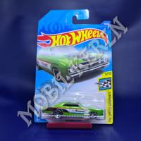 Hot Wheels HW Speed Graphics 68 Dodge Dart Green Mopar