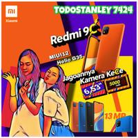 Xiaomi Redmi 9C 3/32 & 4/64 Garansi Resmi Xiaomi Indonesia - Ram 4 64, Orange