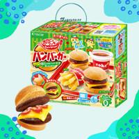 Kracie Popin Cookin Hamburger Kit