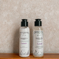 Saboen 100 ml Lavender Shampoo / Hair Cream / Conditioner - Shampoo