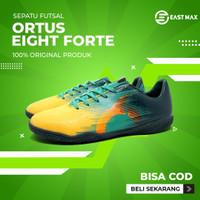 Sepatu Futsal Ortuseight Blaze IN - Honey/Jade/Hunter Green
