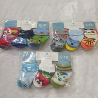 Kaos kaki bayi anti slip carter import
