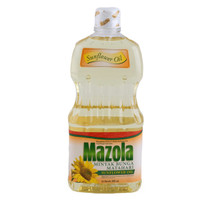 MAZOLA SunFlower Oil 450ml - Minyak Goreng Sun Flower Bunga Matahari