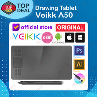 VEIKK A50 Digital Graphic Drawing Pen Tablet Alt S640 A15 A30 Star 03