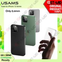 Ultra Thin Case iPhone 12 Pro Max / 12 Mini / 12 Pro Usams Gentle