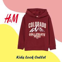 Sweater hoodie anak branded ORIGINAL - Colorado