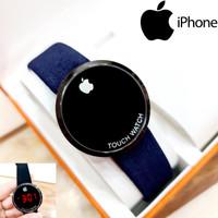 Jam Tangan Wanita Iphone 9366 Touch Screen Free Box