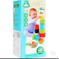 ELC Stacking Cups - Mainan aktivitas anak