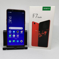 Oppo F7 Youth 4/64 GB Second Bekas