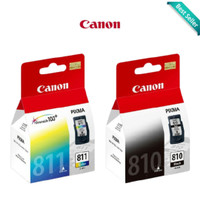 CATRIDGE CANON PG-810/CL-811 ORIGINAL - 1 SET 3 COLOUR