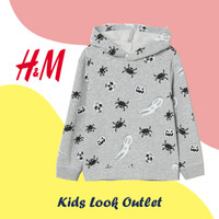 Sweater hoodie anak branded ORIGINAL - Ghost