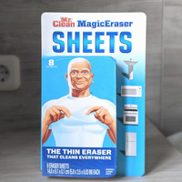 Mr. Clean Magic Eraser SHEETS 8 Cleaner