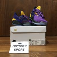 Sepatu Basket Adidas Harden Vol. 4 GCA Purple