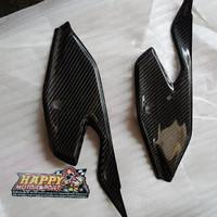 Part Carbon Kevlar Cover Side Fairing Panel Kawasaki ZX25R