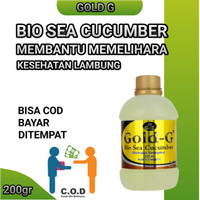 jelly gamat gold g 320ml asli original